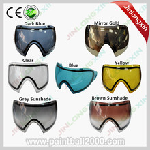 SPUNKY Multicolor Thermal Goggles for Great Paintball Mask(China)