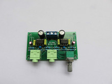 Classic 47 Headphone Amplifier Board DIY Kits NE5532 OP AMP Module