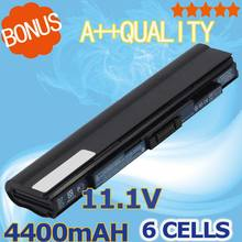 4400mAh Laptop battery for Acer Aspire 1430 1430Z 1551 1830T 721 753 AS1551 AK.006BT.073 AL10C31 AL10D56(China)