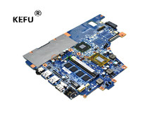 KEFU FOR Sony VAIO SVF14A SVF14A15CXB Laptop Motherboard A1946131A 31QD6MB00M0 DA0GD5MB8E0 W/ I5-3337U CPU(China)
