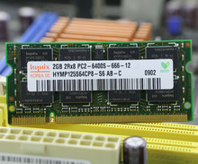 Original For hynix planform DDR2 2GB 800MHz 800 PC2-6400S DDR 2 2G notebook memory Laptop RAM 200PIN SODIMM for intel for amd