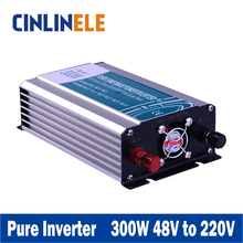 Smart Series Pure Sine Wave Inverter 300W CLP300A-482 DC 48V to AC 220V 300w Surge Power 600W Power Inverter 48V 220V