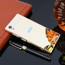 Buy Ultra thin Aluminum Metal Frame + PC Back Cover Case Sony Xperia XA1 Plus xa 1 plus g3421 g3412 g3416 g3423 Sony G3426 for $3.90 in AliExpress store