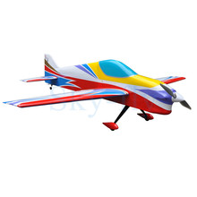 "Flight Model Electric RC Remote Control Airplane Model Magpie 59"" Aircraft Balsa Wood Unassembled Kit"