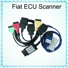 Best quality and lowest price FIAT ECU SCAN USB Cable Alfa Lancia Romeo / Fiat ABS Multi-Function Free Shipping