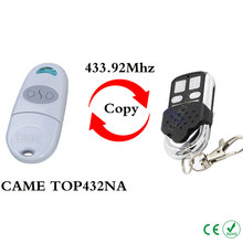 CAME TOP432NA Duplicator 433.92 mhz remote control(China)
