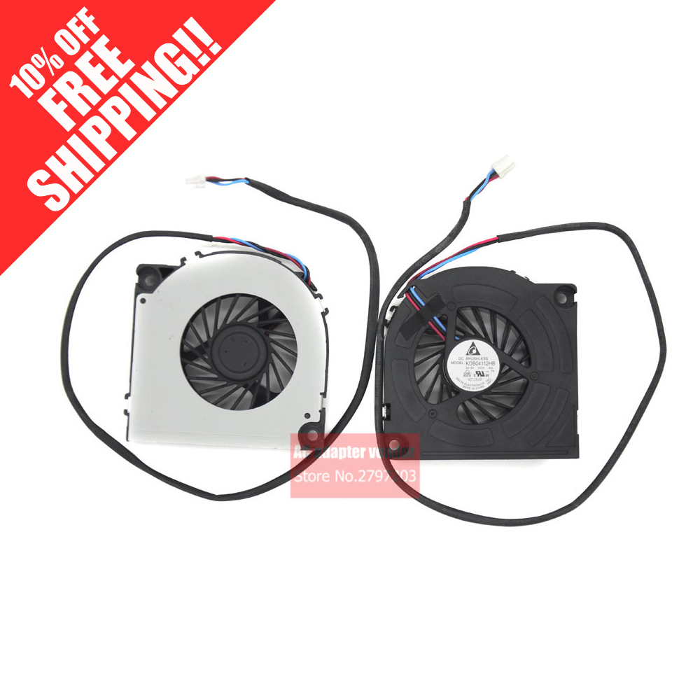 NEW FOR Haier FOR TCL LCD TV FOR Samsung LS47T3 FOR delta brand KDB04112HB radiator fan