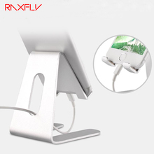 RAXFLY Universal Phone Tablet Desk Holder Stand For iPhone 8 7S 6 6S 6 Plus 5S 5 For Samsung S8 S7 S6 Edge Huawei For iPad 2 3 4