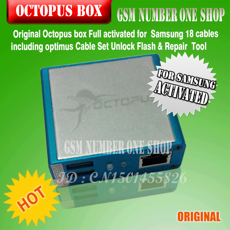 Octopus box for Samsung 18 cable-gsmjustoncct-1