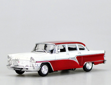 Special offer Out of print DEA 1:43 alloy car model Soviet CHAIKA The new plastic packaging Favorites Model