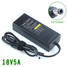 18v 5a switching power supply 18v5a 18v ac dc adapter power supply 90w ac dc adapter5.5*2.1 UE