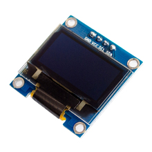 "128X64 OLED LCD LED Display Module For Arduino 0.96"" I2C IIC SPI Serial new original"