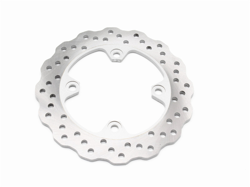 Motorcycle Floating Rear Brake Disc Rotor For KAWASAKI Z1000 (ZR1000) 2003-2006 ZX-10R Ninja non-ABS (ZX 1000) 2004-up 05 06 07 <br>