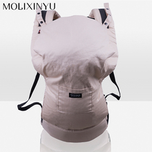 MOLIXINYU Best Quality!! Baby Carriers Organic Cotton Infant Sling Baby Safety Wrap Infant Backpack Activity Accessories