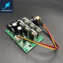 Flying Elephant PWM DC Speed Motor Controller 12v 24v 36v 48v 40A For Brush Motor Control 0% - 100%