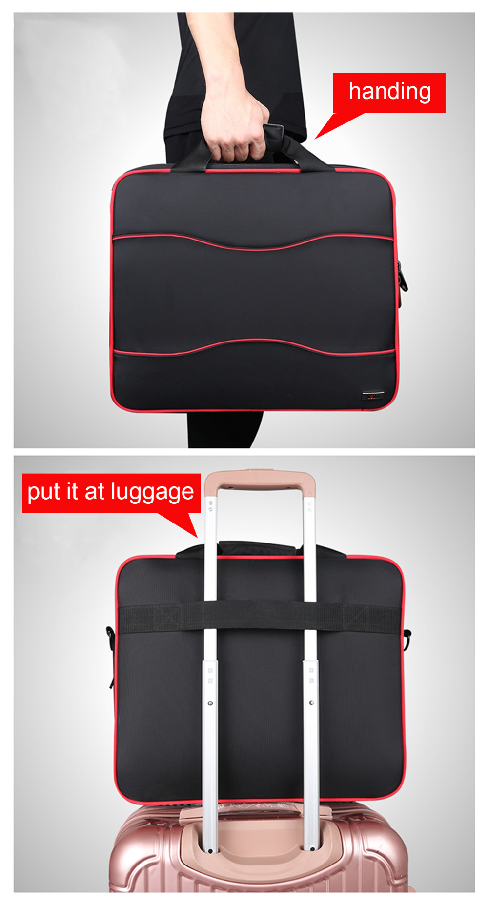 BUBM High Capacity Travel Carry Case Protective Shoulder Bag Handbag For XBOX One, XBOX 360 Fat, XBOX 360 Slim,PS4 Pro