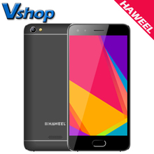 Original Haweel H1 3G Mobile Phones Android 6.0 1GB RAM 8GB ROM Quad Core Smartphone 5.0MP Camera Dual SIM 5.0 inch Cell Phone(China)