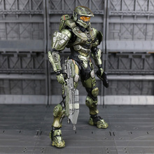 brand new PA Master Chief H lo5 Master box model can be moving even More Accessories Doll model