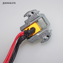 JIANGLUN DC POWER JACK HARNESS PLUG SOCKET HINGE FOR ACER ASPIRE 8920 8920G 8930 8930G(China)
