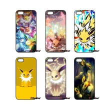 For Xiaomi Redmi Note 2 3 3S 4 Pro Mi3 Mi4i Mi4C Mi5S MAX iPod Touch 4 5 6 Fashion Anime Pokemon Cute Jolteon Phone Case Cover(China)