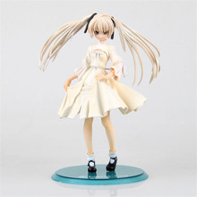 20cm Ainme figure Kasugano Sora Yosuga no Sora Sex Girl 1/8 Tailor PVC Action Figure collection Model Toys for gift