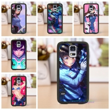 D.va Overwatch original phone case cover for Samsung Galaxy S3 S4 S5 s6 s7 s6 edge s7 edge Note 3 Note 4 Note 5 &yy27