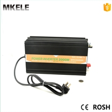 MKP2000-242B-C dc24v to ac220v continues 2000 watt inverter,4000w peak power inverters professional manufacturer from china(China)