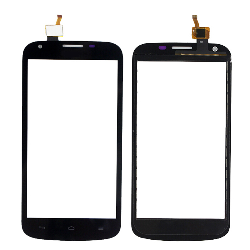 New-5-0-inch-For-Huawei-Ascend-Y600-LCD-Touch-Screen-Lens-Glass-Outer-Front-Panel