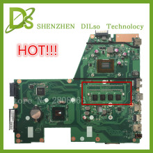 HOT!!! SHUOHU X551CAP For ASUS X551CA F551C Laptop motherboard X551CA mainboard REV2.2 cpu 1007u 4GB onboard freeshipping(China)