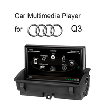 New Android  system 8 inch Q3 car multimedia play radio music player Capacitive Touch Screen