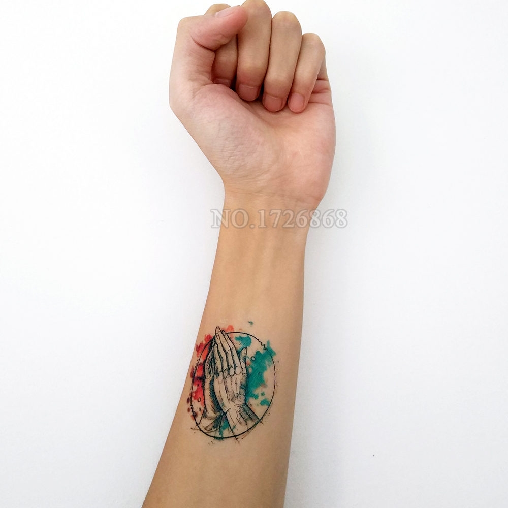 Personalized OEM Temporary Tattoo Customize Tattoo Adorable Custom Make Tattoo For Cosplay or Company Logo Party Football Game 13