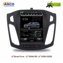 "10.4"" HD Android 6.0 Car DVD Multimedia Stereo Headunit For Focus2012+ Auto Radio GPS Navigation Audio Video 2GB RAM 32 Flash"