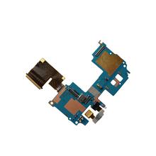 For HTC One M8 Mainboard Motherboard Power Button With Microphone Main Flex Cable Repair Replacement For HTC One M8 831C M8W M8T