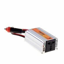 200W Safety Car Power Inverter Charger Adapter 12V to 220V Power Converter With USB Charger Port Car Inverter Inversor