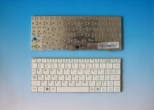 Free shipping Brand new laptop keyboards for ASUS EEEPC EPC 700 701 900 901 900HD Russian white