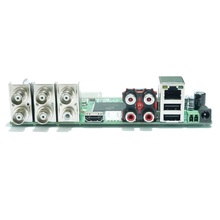CCTV H.264 Network Video Recorder 4 Channel 1080N Hybrid AHD/CVI/TVI/CVBS 960H D1 CIF,8 Channel 1080P NVR,HDMI,5 in 1 Main BOARD