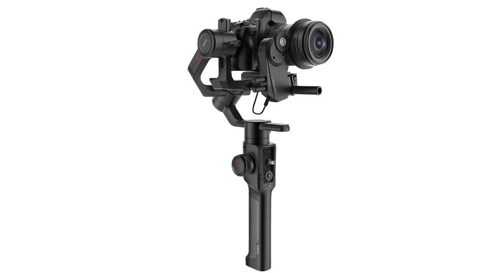 DIGITALFOTO Moza Air 2 Maxload 4.2KG DSLR Camera Stabilizer 3 Axis Handheld Gimbal for Canon Nikon PK DJI Ronin S Zhiyun Crane 2 19