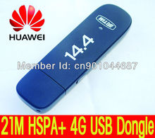 UNLOCKED Huawei E353 21mbps USB Modem MOBILE BROADBAND HSDPA / UMTS - 2100MHz + 3G DONGLE USB Reader