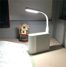 LED Light USB LED Gadget Portable Bendable Mini Lamp USB Powered Plug Outdoor Sports Soft LED Light With Retail Package