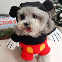 Funny Dog Coats Jackets for Small Animals Puppy Hoodies Costume for Small Dog Cheap Chihuahua Clothes Roupas de Cachorro 3