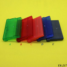 YX-217  10PCS Game cartridge shell for GBA SP GBM NDS DS Lite GBM game card housing case