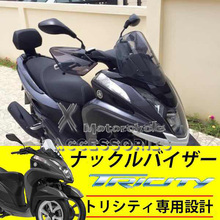 Motorcycle Hand Guard Handguard Wind Protector Shield For yamaha Tricity 155(China)