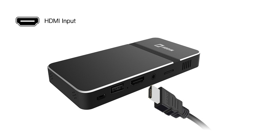 9-HDMI Input