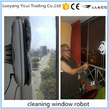 Remote control electric window cleaner robot, glass cleaner robot