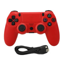 Wired Controllers USB Joystick For PS 4 USB Controllers Wired Gamepad Gaming Joystick For PlayStation 4  PC Gamer