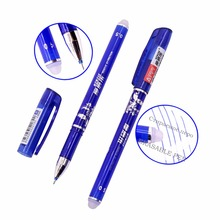 Blue Refill 5 Pcs /black Refill 5 Pcs/ Erasable Pen 1 Pcs/magic Pen Promotional Gift Brand Pen Student School Office Stationery