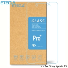 Buy Sony Xperia Z5 Tempered Glass Sony Xperia Z5 Glass Soni Experia E6603 E6653 E6633 E6683 Screen Protector 9h Film for $1.49 in AliExpress store