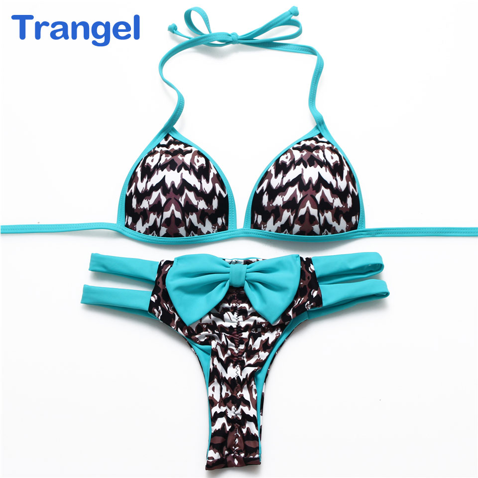 2016 new sexy Micro bikini set halter Swimsuit Hard cup Push Up Swimwear Halter Bathing Suit Reversible Brazilian bottom<br><br>Aliexpress