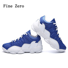 Fine Zero 2017 New Men Trainers Authentic Basketball Shoes Classic Retro Comfortable Women's Shoes Sweethearts Outdoor Sneakers