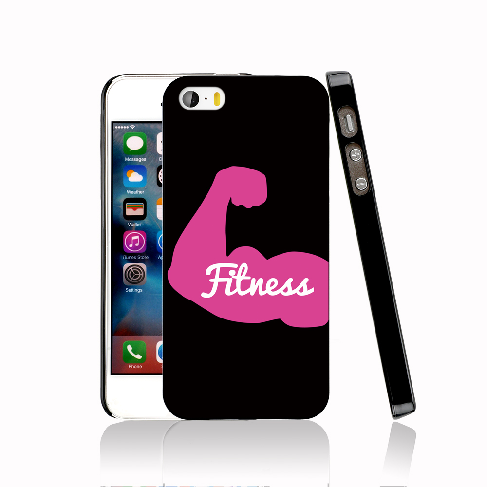 14642 fitness crossfit protective Cover cell phone Case for iPhone 4 4S 5 5S 5C SE 6 6S Plus 6SPlus(China (Mainland))